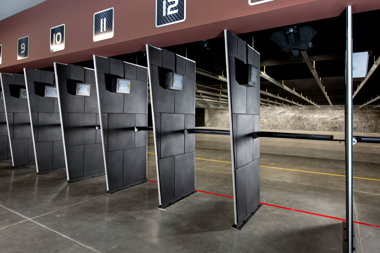 San Diego Safari Club International Special Indoor Shooting Range Event
