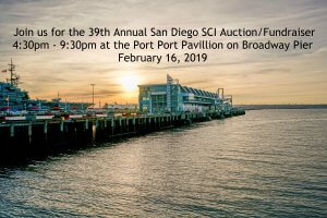 39th Annual SCI Auction/Fundraiser @ Port Pavilion on Broadway Pier
