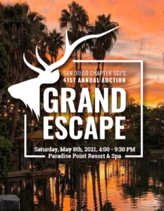 San Diego SCI Annual Auction/Fundraiser @ Paradise Point Resort & Spa